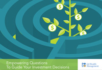 empowering questions to guide your investment decisions